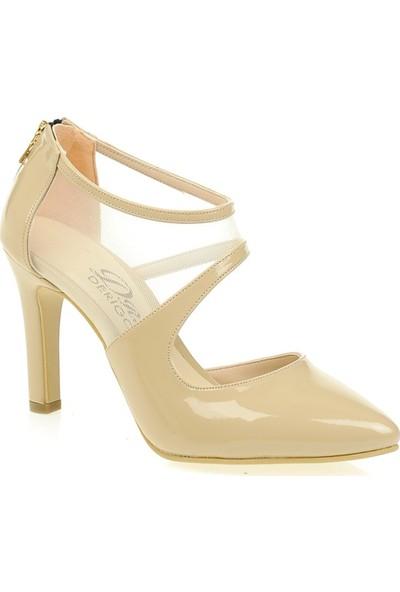 Derigo 3518811Ten Rugan Kadın Ayakkabı