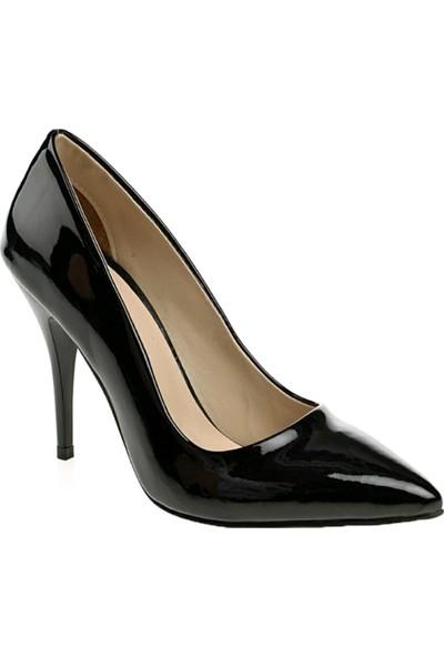 Derigo 3618016Siyah Rugan Kadın Ayakkabı