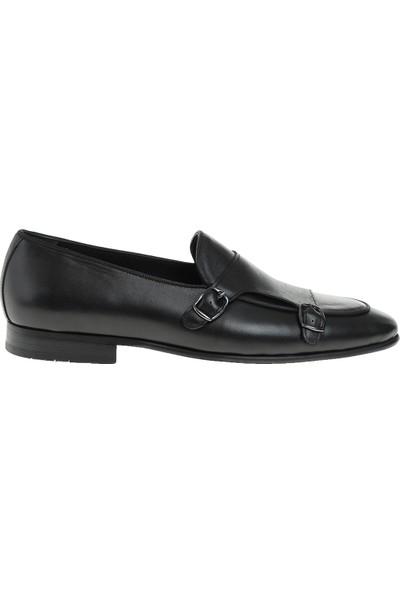 Derigo 432300Siyah Erkek Klasik Ayakkabı
