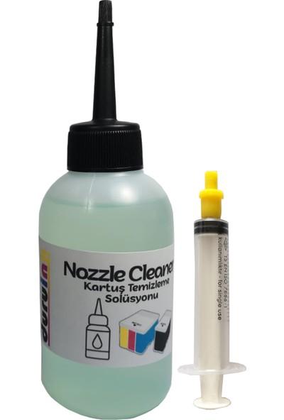 Duruink Epson Baskı Kafası Tıkanıklık Açıcı Mürekkep Temizleme Solüsyonu 100 ml - Siyah
