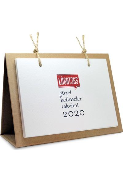 Lûgat365 Güzel Kelimeler Takvimi 2020