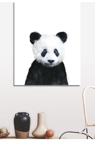 Decoizm Panda Kanvas Tablo