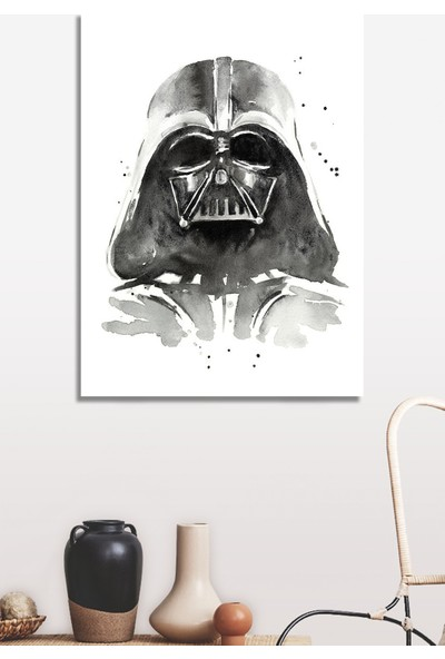 Decoizm Darth Vader Kanvas Tablo