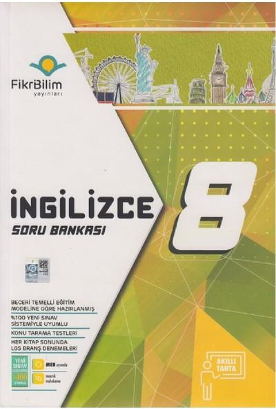 Fikri Bilim Yayınları 8. Sınıf İngilizce Soru Bankası