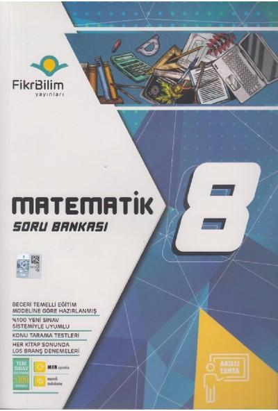 Fikri Bilim Yayınları 8. Sınıf Matematik Soru Bankası