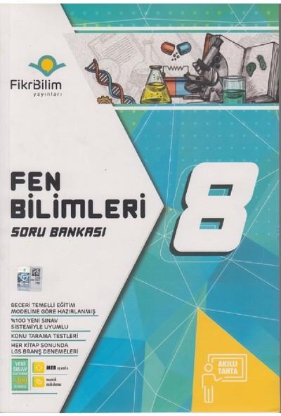 Fikri Bilim Yayınları 8. Sınıf Fen Bilimleri Soru Bankası