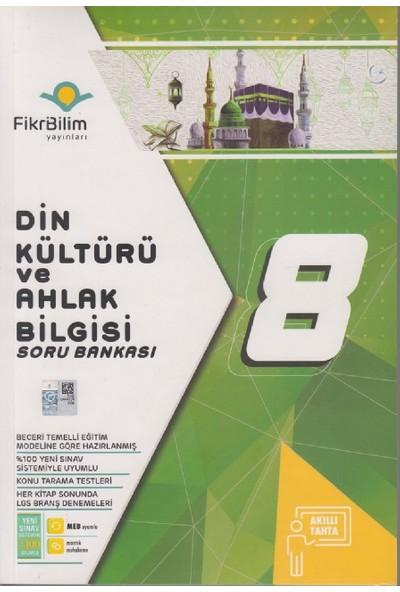 Fikri Bilim Yayınları 8. Sınıf Din Kültürü ve Ahlak Bilgisi Soru Bankası