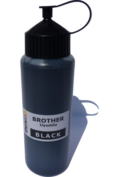 Duruink Brother Dcp J105 Mfc J200 J2320 500 ml Kartuş Dolum Mürekkebi - Siyah