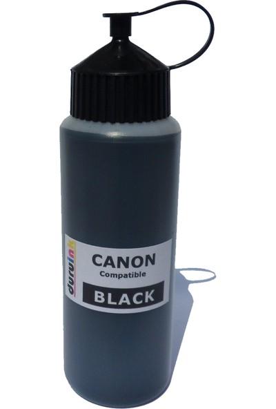 Duruink Canon Mg5300 5320 5350 500 ml Kartuş Dolum Mürekkebi - Siyah