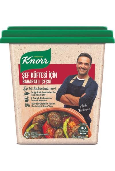 Knorr Şef Köftesi İçin Baharatlı Çeşni 110 gr