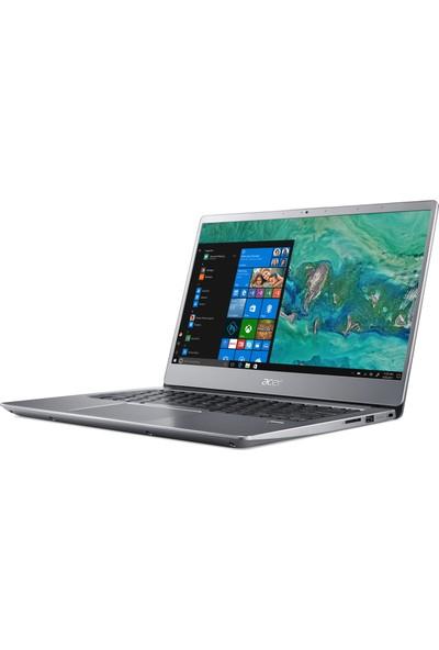 "Acer Swift 3 SF314-54 Intel Pentium 4417U 4GB 128GB SSD Freedos 14"" Taşınabilir Bilgisayar NX.GXZEY.006"