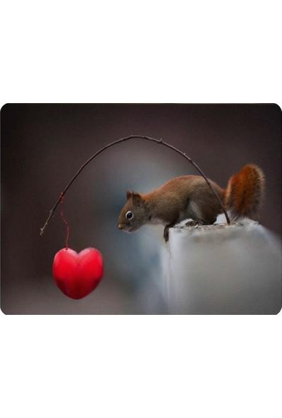 Wuw Kalp Hırsızı Sincap Mouse Pad