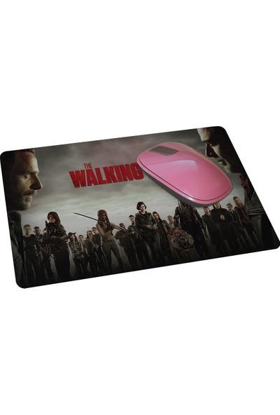 Wuw Walking Dead Mouse Pad