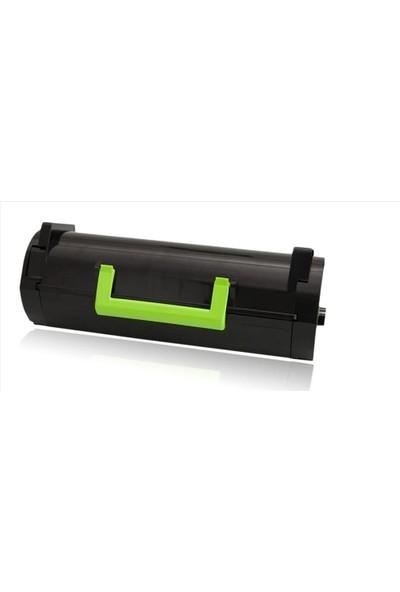 Crg Lexmark MS/MX 317/417/517/617 Muadil Toner 5000 Sayfa - Siyah