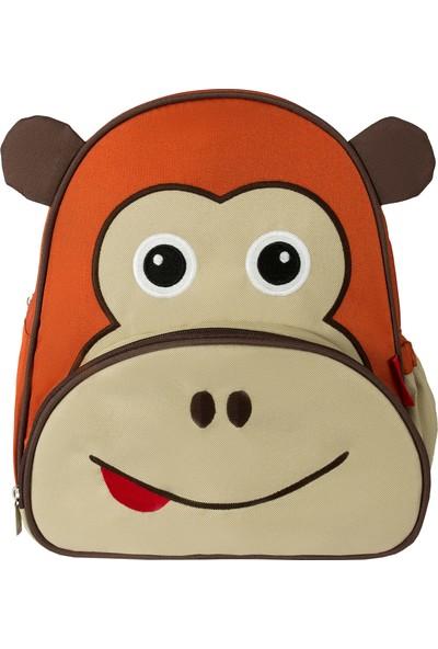 Zoozy Maymun Okul Öncesi Çanta
