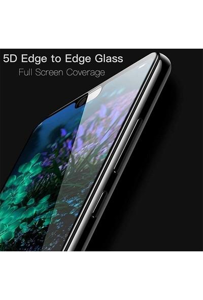 Cobra Apple iPhone 11 (6.1'') Tam Kaplayan Temperli Cam Ekran Koruyucu Siyah