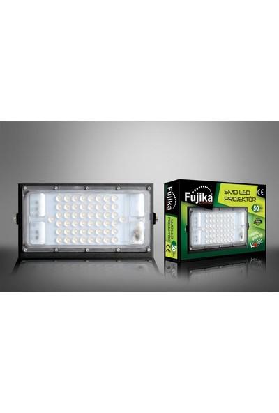 Fujika 50W Smd Ultra Slim LED Projektör
