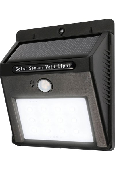Sensörlü Solar Armatür
