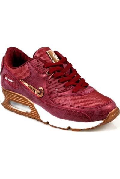 Cef Hardy Kadın Günlük Spor Ayakkabı