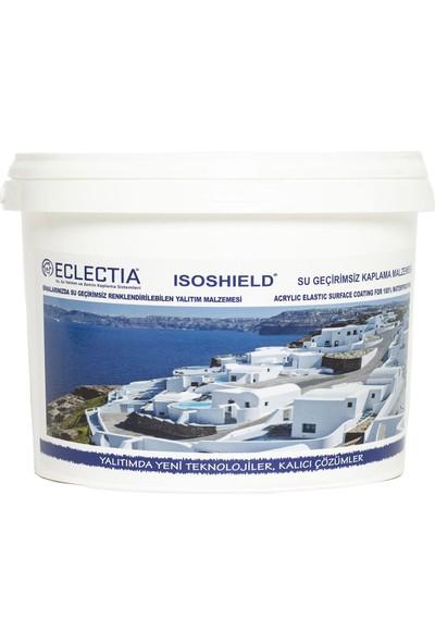 Eclectia Isoshield Su Kesici Dış Cephe Su Yalıtım Boyası 20 kg