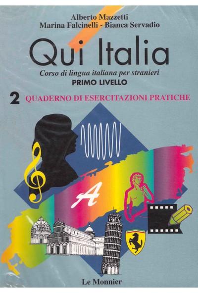 Qui Italia: 2 (Italian) By Alberto Mazzetti
