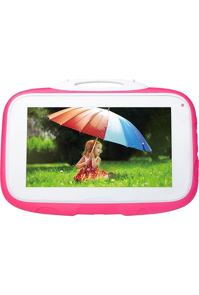 "Everest Everpad SC-735 Happy Kids 7"" 16GB WiFi Pembe Tablet"