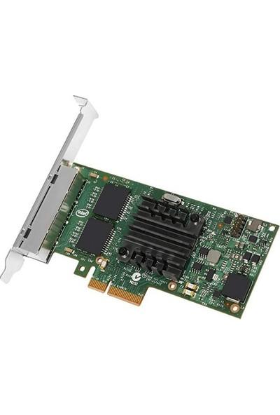 Hp Intel I350-T4 4 Port GB Nic Network Adapter W8X25AA