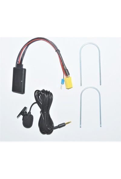 Autoline Fiat Punto Mikrofonlu Bluetooth Kit
