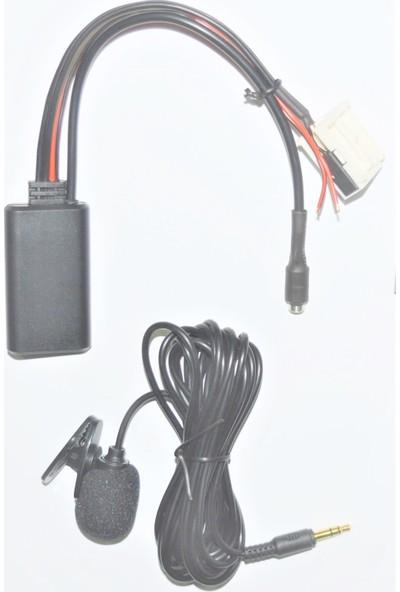 Autoline Volkswagen Teyp Mikrofonlu Bluetooth Kit