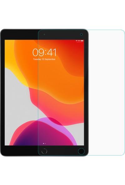 Microsonic Apple iPad 10.2'' 7. Nesil A2197-A2200-A2198 Nano Cam Ekran Koruyucu - Şeffaf