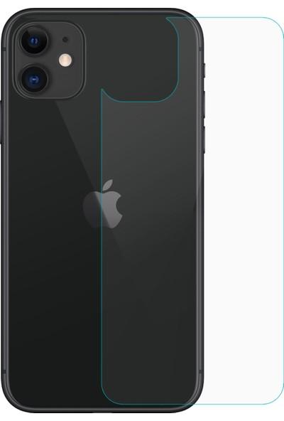 Microsonic Apple iPhone 11 Kamera Lens Koruma Camı - Şeffaf