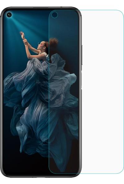 Microsonic Huawei Honor 20 Nano Cam Ekran Koruyucu - Şeffaf