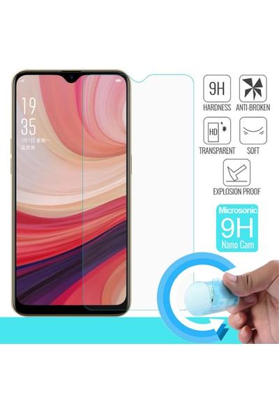 Microsonic Oppo A5S Nano Cam Ekran Koruyucu - Şeffaf