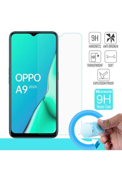 Microsonic Oppo A9 2020 Nano Cam Ekran Koruyucu - Şeffaf