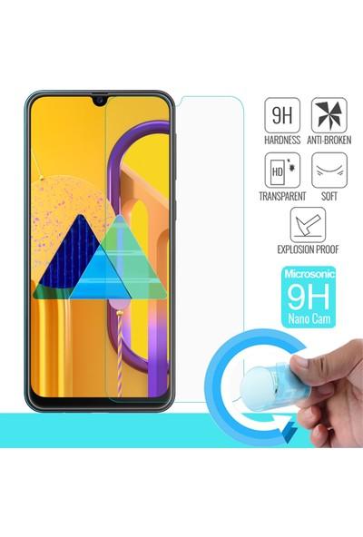 Microsonic Samsung Galaxy M30s Nano Cam Ekran Koruyucu - Şeffaf