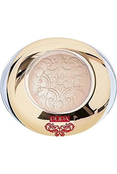 Pupa Far Red Queen Metallıc Eyeshadow-Pure Gold