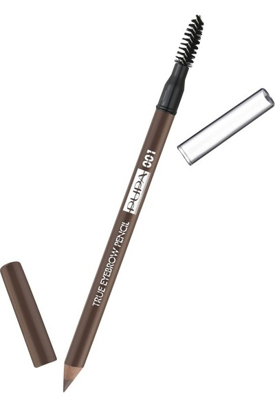 Pupa Kas Kalemı True Eyebrow Pencıl Longlastıng Waterproff-Brown
