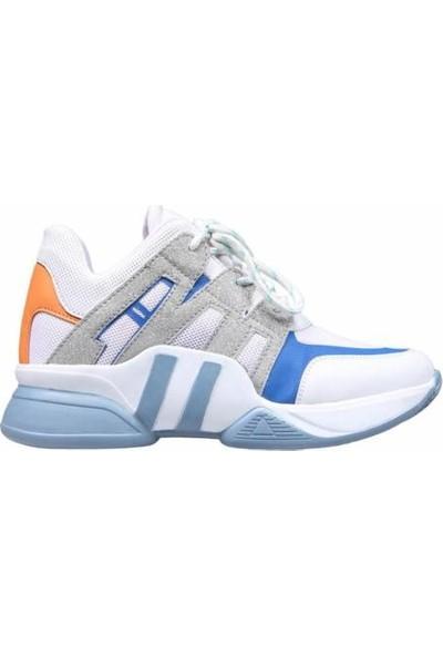 Ewoll Dolgulu Spor Ayakkabı-105
