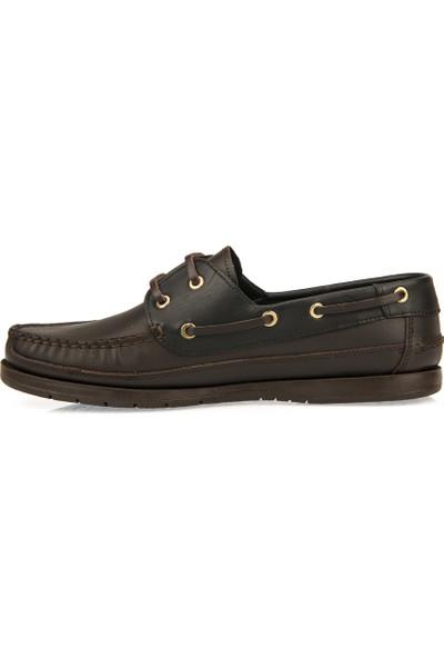 Ziya Erkek Günlük Ayakkabı 101119 29 Kahve-Siyah