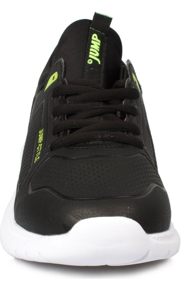 Jump 24207P Style Casual Siyah Çocuk Ayakkabı