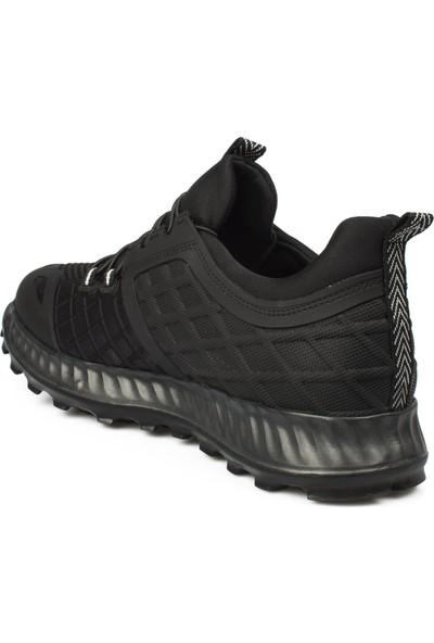 Scootland Scotland 10287M Memory Foam Casual Siyah Erkek Ayakkabı