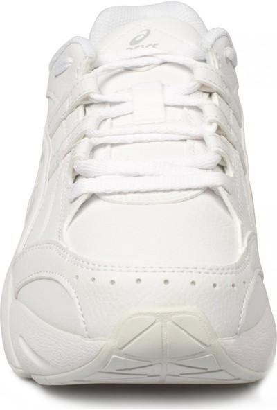 Asics 1021A217M Gel-Bnd Running Beyaz Erkek Ayakkabı