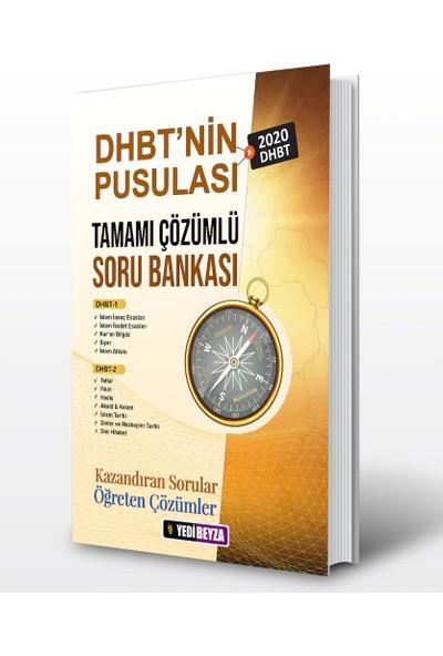Yedi Beyza Yayınları DHBT'nin Pusulası 2020 Tamamı Çözümlü Soru Bankası