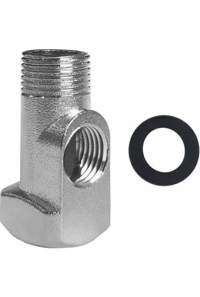Aqua Cool Su Arıtma Cihazı Bağlantısı Metal Hat Alma Aparatı 3/8