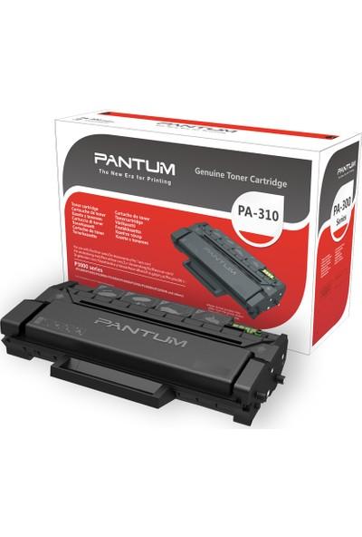 Pantum PA-310 ECO TONER 10.000 Sayfa Siyah