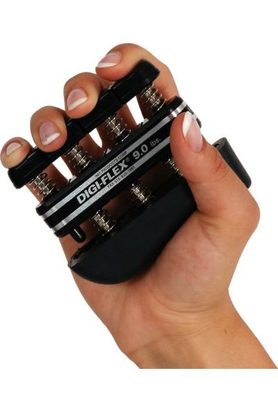 Mvs Digi Flex Siyah -Parmak Güçlendirme Yayı