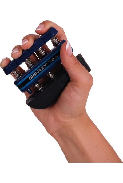 Mvs Digi Flex Mavi - Parmak Güçlendirme Yayı