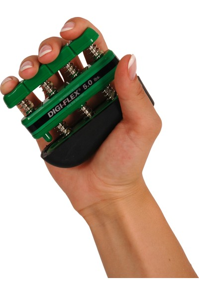Mvs Digi Flex Yeşil -Parmak Güçlendirme Aleti