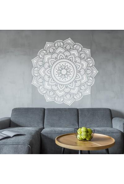 Sim Tasarım Mandala Duvar Sticker