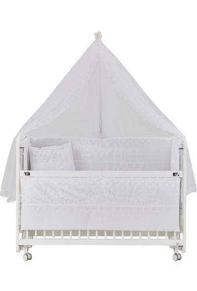 G&G Bianco Sweet Dreams Anne Yanı Beşik Beyaz